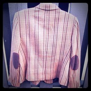 💥SALE💥Cremieux Jacket Woolen Brown Orange